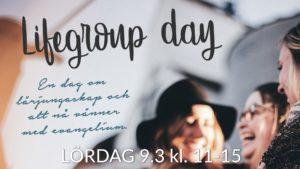 Lifegroup day @ Åbo svenska metodistförsamling | Turku | Finland