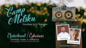 Camp Metsku 2020 @ Toivonlinna | Toivonlinna | Finland